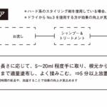 オラプレックスNo3の使用方法