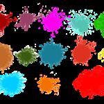 カラースプレー、ヘアマスカラ(一時着色料)・ヘアカラーの種類と特徴